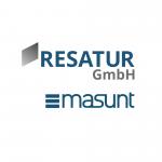 Resatur GmbH // maust logo